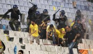 APOEL take Cup glory but final marred by violence