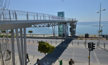 Limassol seafront gets new overpass