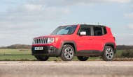 Renegade: Jeep's first small SUV