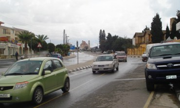 Pedestrian killed on busy Paphos road