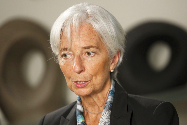 IMF says ready to help Greece if asked to do so