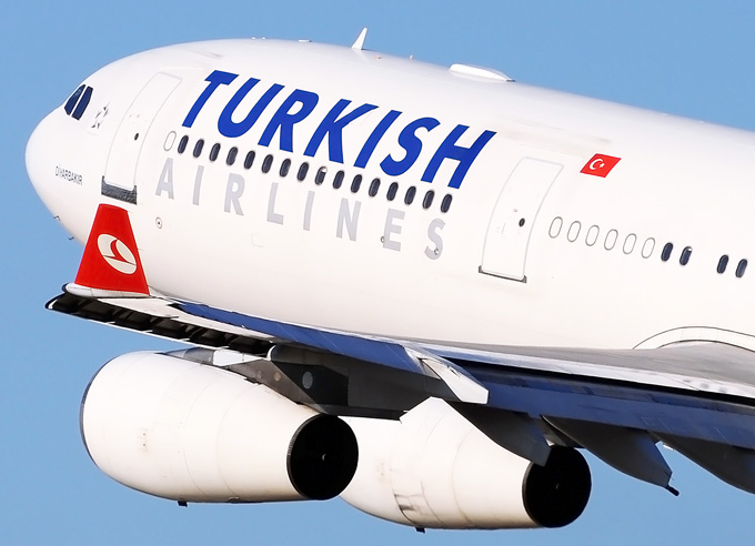 Turkish Airlines flight diverted to Delhi after 'bomb threat'