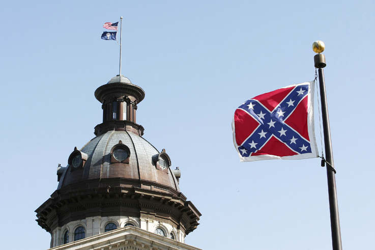 South Carolina Senate expected to vote to remove Confederate flag