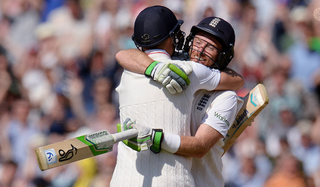 England take Ashes lead after big win over Australia