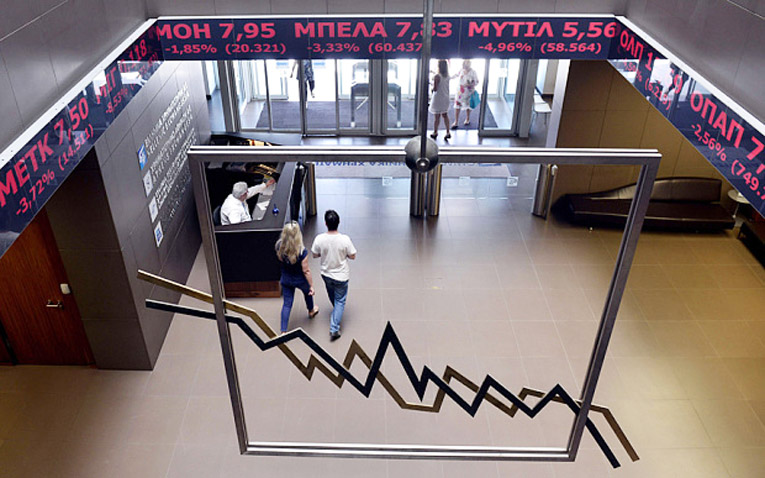 Athens stock market to remain closed until Wednesday