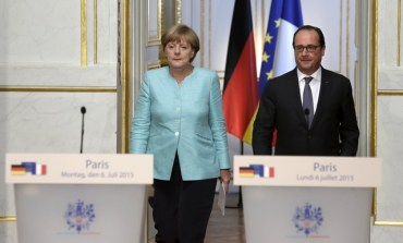 French, German leaders warn Greece: 'move fast' (updated)