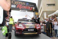 Larnaca set to host start and finish of Cyprus Rally 2015