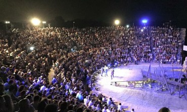 Organisers say 3,500 attended Hippolytus performance at Salamis