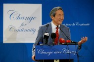 Chung cries foul play over FIFA's presidential election