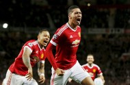 United recover from early shock to see off Wolfsburg