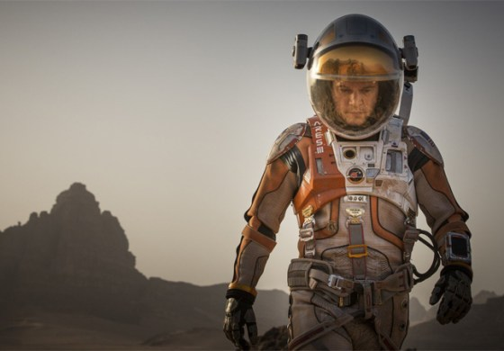 Film review: The Martian **