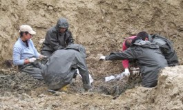 New findings at second mass grave