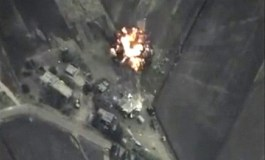 Russia says kills 300 militants in Syria in most intense raids yet