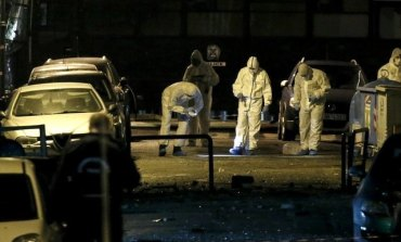 Bomb explodes outside Greek business federation offices in Athens-police