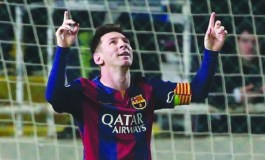 Messi 'in talks' over £800,000-a-week Man City deal