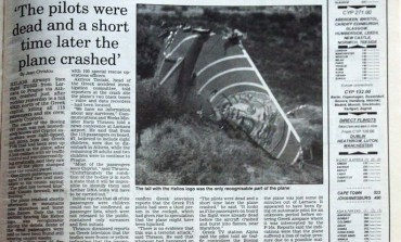 Pilotless plane crashes into mountain: Cyprus' worst air disaster after Helios flight 522 crashes in Greece killing all 121 on board - August 15, 2005