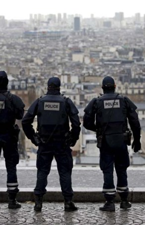 French police release seven people picked up during raid last week