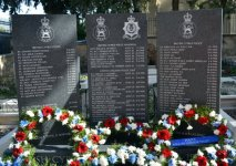 Remembrance Day - CESV had 3 Days, 3 Duties, 3 Services