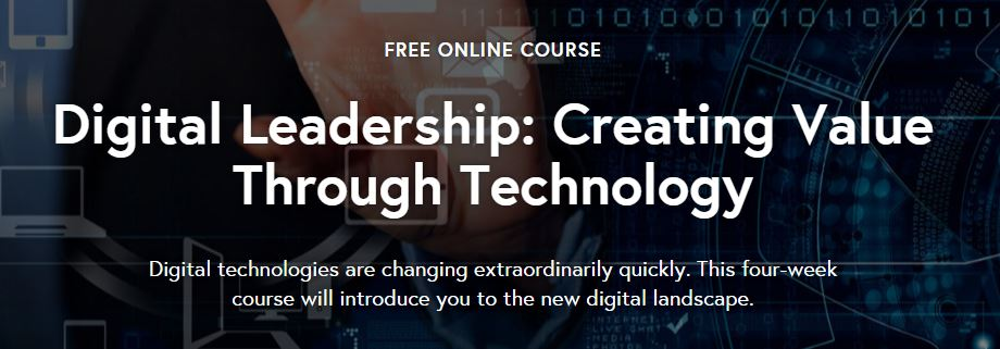 Digital Leadership – Notes issues du MOOC