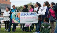 Latinas en Acción