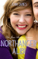 Northanger Alibi (The Jane Austen Diaries, #2)