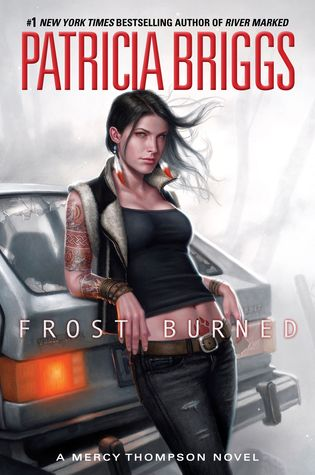 Frost Burned, Mercy Thompson, Patricia Briggs