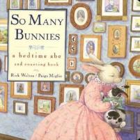 So Many Bunnies: A Bedtime ABC and Counting Book