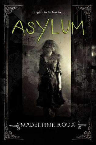 Asylum Book Review - Misfit Alexa