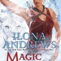 Magic Breaks (Kate Daniels, #7) by Ilona Andrews