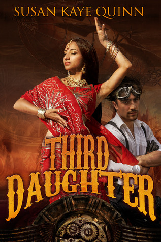 Third Daughter (Royals of Dharia, #1)