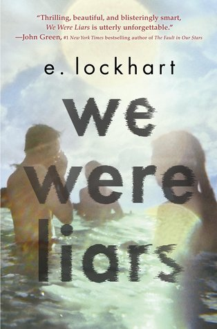 Beach reading - We Were Liars book cover