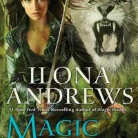 GIVEAWAY! Magic Shifts (Kate Daniels #8) by Ilona Andrews