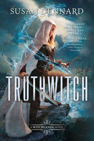 Truthwitch (The Witchlands, #1)