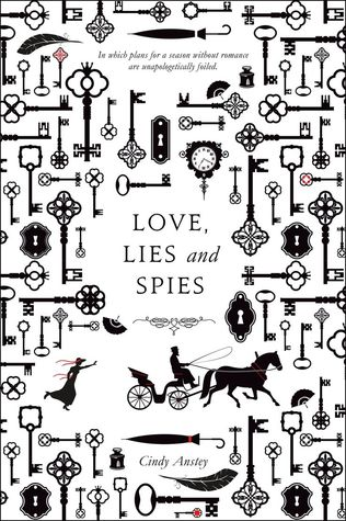 Love, Lies, and Spies by Cindy Anstey Blog Tour