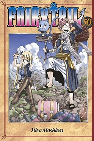 Fairy Tail, Vol. 50 (Fairy Tail, #50)