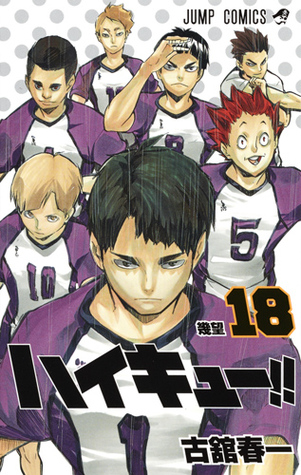 ハイキュー!! [High Kyuu!!] 18 (Haikyuu!!, #18)