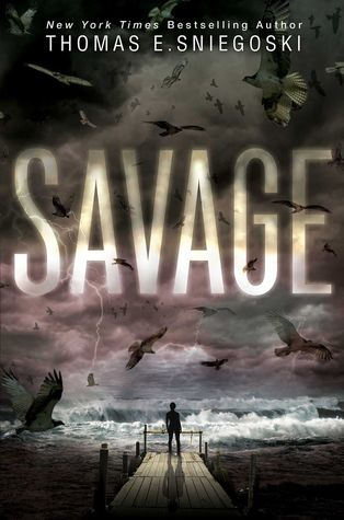 Review: Savage by Thomas E. Sniegoski