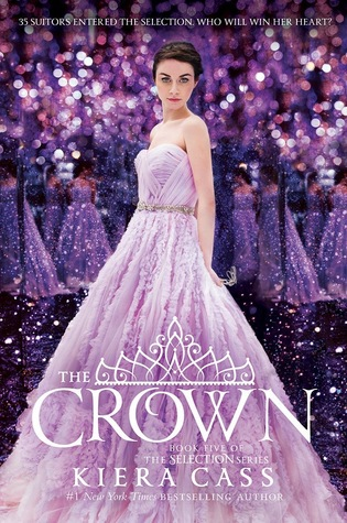 Review: The Crown (The Selection #5) by Kiera Cass