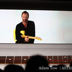 Artists such as Sting will be giving lessons on how to play your favorite instruments.