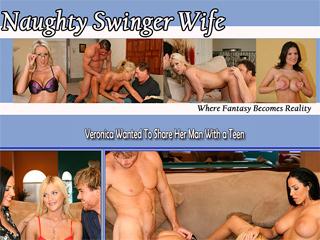 lesbian swinger wife