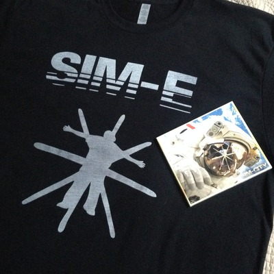 SIM-CITY COMBO [CD & TSHIRT]