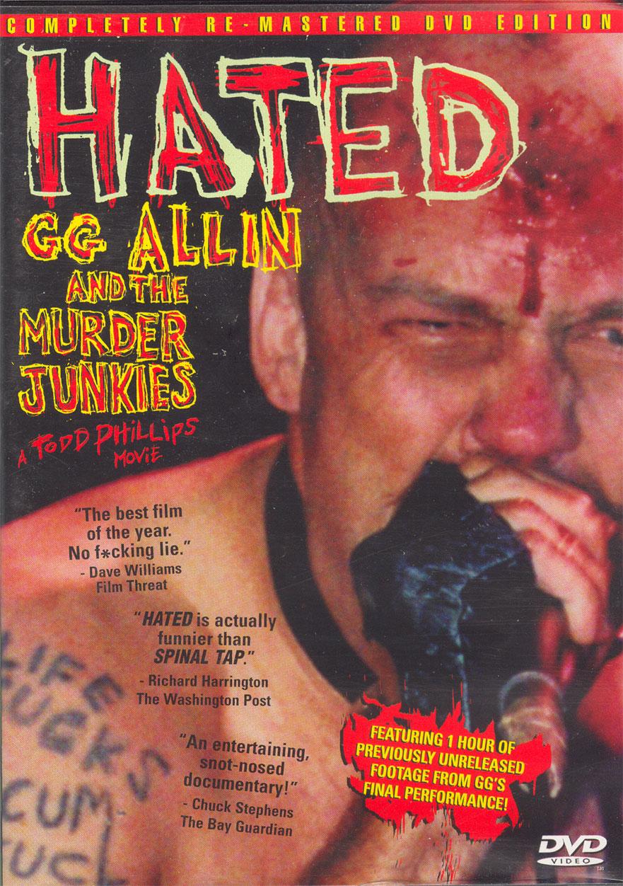 Poster do filme GG Allin & The Murder Junkies: The Best Of