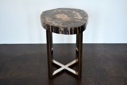 Small Of Wood Side Table