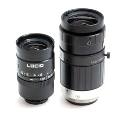Small Crop Of C Mount Lens