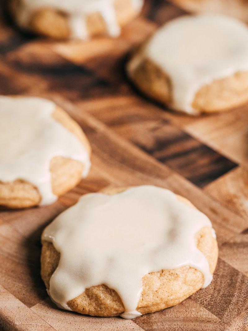 Large Of 3 Ingredient Sugar Cookies