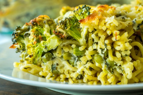 Medium Of Vegetarian Pasta Recipes