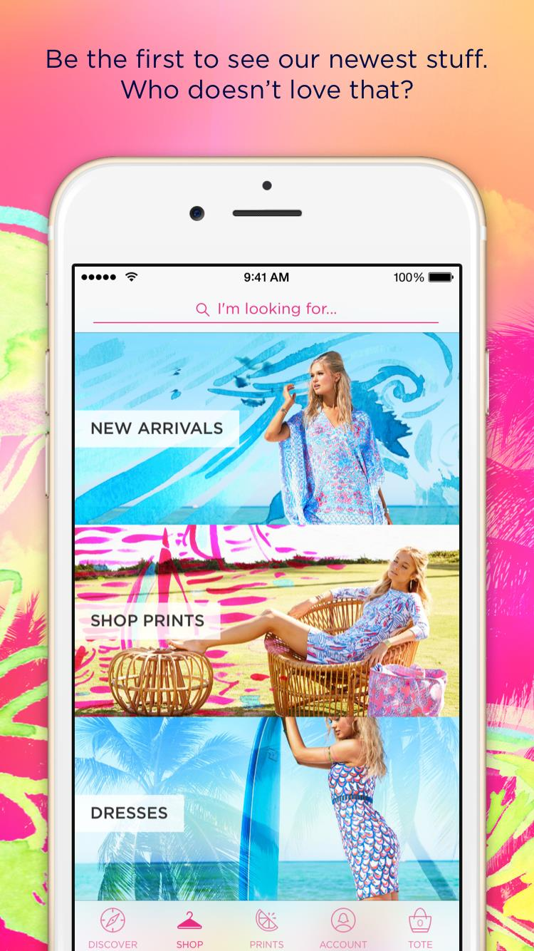 Noble Mobile App Screenshot Lilly Pulitzer Mobile App Mobile App Awards Lilly Pulitzer Children S Size Chart Lilly Pulitzer Shoe Size Chart baby Lilly Pulitzer Size Chart