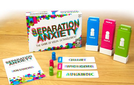Separation Anxiety puzzle game