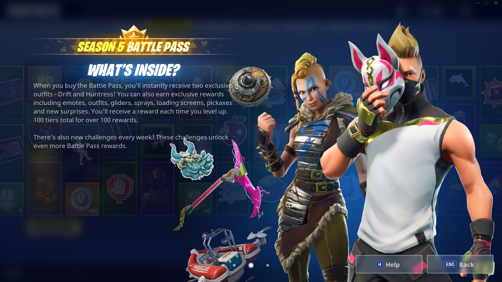How to Level Up Fast in Fortnite Season 5   Shacknews Probably the most obvious thing players can do to level up fast is to focus  on the challenges  Whether the challenges are the free ones offered for all