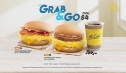 Fun Enjoy Extra Morning Breakfast Just Got Bigger Heartier Mcdonald S New Breakfast Sandwich 2018 Mcdonald S New Sandwich Menu